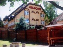 Casă de oaspeți Tiszatarján, Casa de oaspeți Abacon