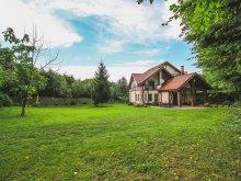 Casă de vacanță Pleșoiu (Nicolae Bălcescu), Casa din Vale