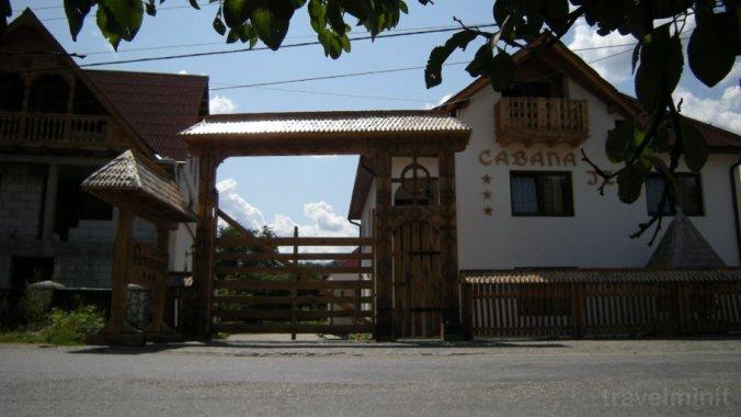 Cabana Iza Bârsana