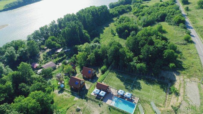 Villa 2 Comoara Istrului Touristic Complex Țigănași