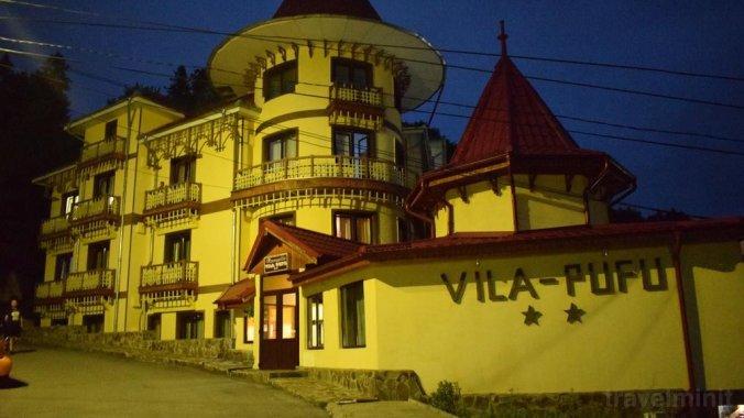 Vila Pufu Slănic Moldova