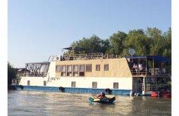 Accommodation Maliuc, Egreta Floating Hotel