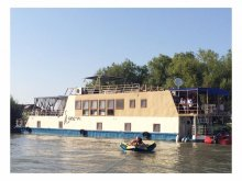 Hotel Sulina, Egreta Floating Hotel