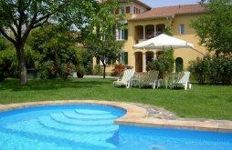 Villa Pădureni, La Residenza Villa