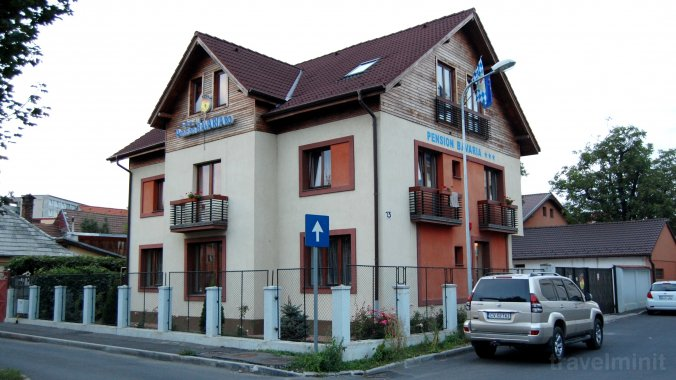 Pension Bavaria Brașov