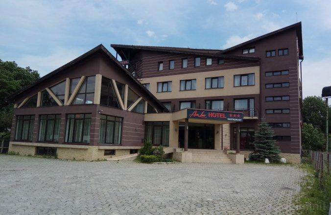 Ave Lux Hotel Brassó