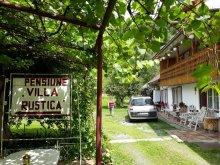 Panzió Pleșcuța, Rustica Villa