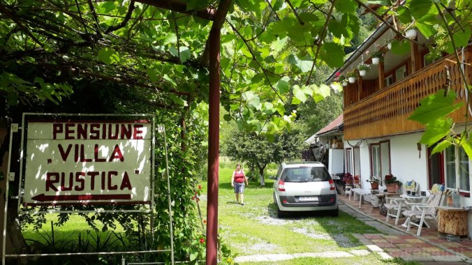 Vila Rustica Albac