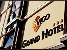 Accommodation Burduca, Travelminit Voucher, Vigo Grand Hotel