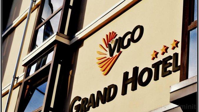 Vigo Grand Hotel Ploiești