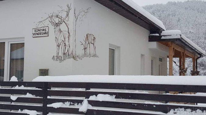 Casa de oaspeți Szarvas Vlaha