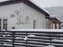 Casă de vacanță Straja (Căpușu Mare), Casa de oaspeți Szarvas