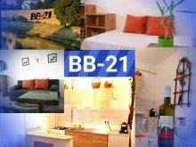 Apartament Ungaria, Apartament BB-21