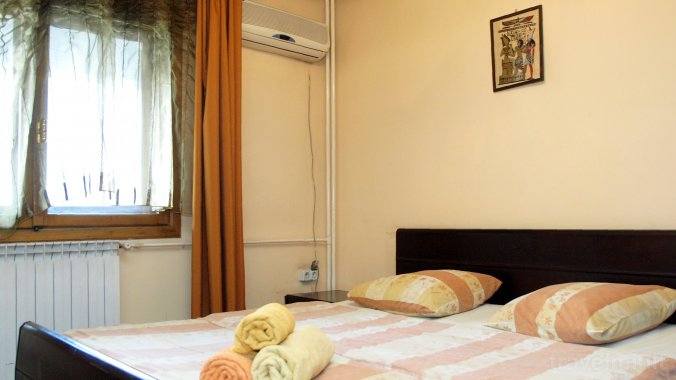 Unirii Three Apartman Bukarest