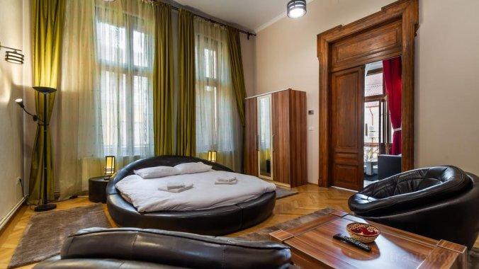 Cheminee Apartment - Select City Center Apartments Brașov