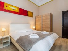 Apartament Smile Aquapark Brașov, Apartament Courtyard - Select City Center Apartments