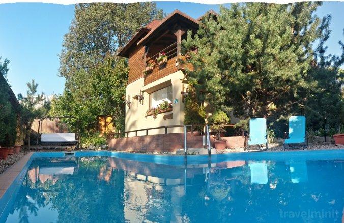 Pensiunea Casa Mică București