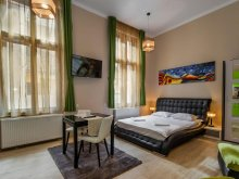 Apartament Ghelința, Studio Evergreen - Select City Center Apartments