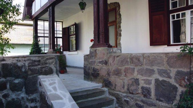 Casa de oaspeți Éltes Malnaș-Băi