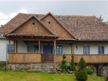 Cabană Salina Praid, Cabane Valea Șiclodului