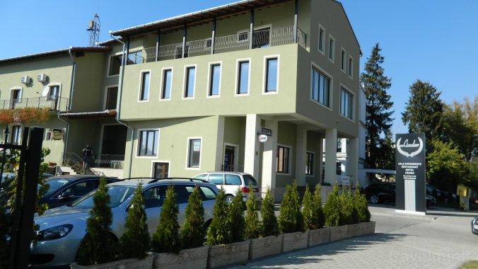 Hotel Liador Câmpia Turzii