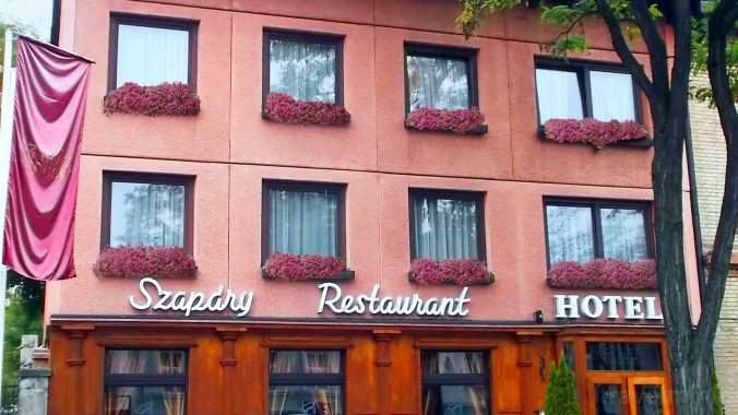 Hotel Gloria Budapesta