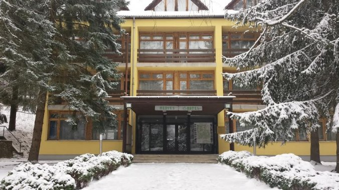 Medves Hotel Salgótarján