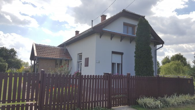 Casa de oaspeți Borostyános Abádszalók