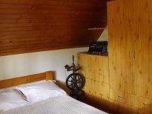 Casă de vacanță Lacul Ursu, Casa de vacanță Isti
