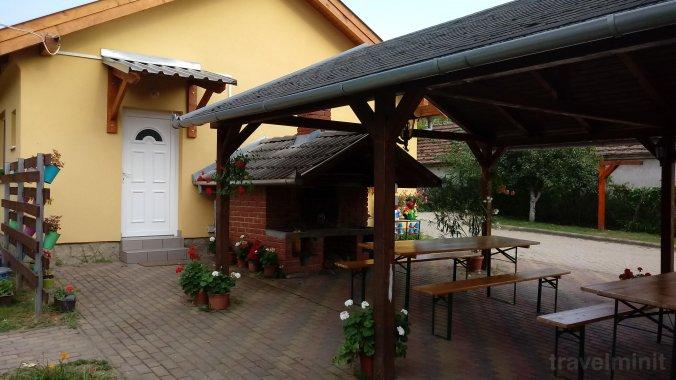 Casa de oaspeți Napsugár Újudvar