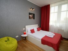 Accommodation Sânmihaiu German Thermal Bath, Confort Coral Apartment