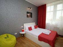 Accommodation Teremia Mare Bath, Confort Coral Apartment