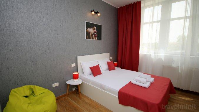 Confort Coral Apartman Temesvár