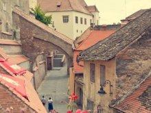 Cazare județul Sibiu, Voucher Travelminit, Huet Residence