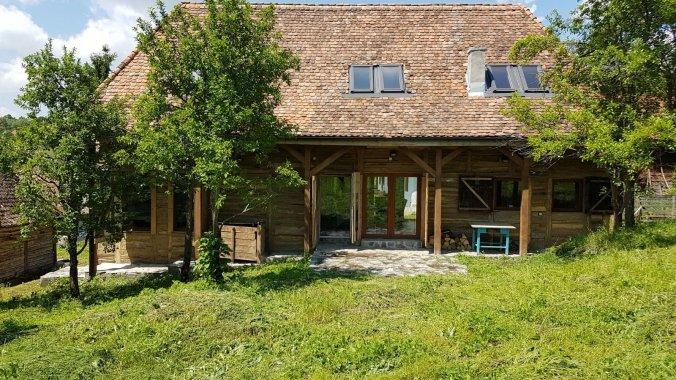 Wolf House Șiclod