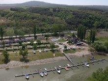 Cazare Kisigmánd, Éden Camping & Yacht Club