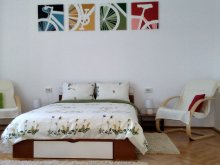 Apartman Cruceni, B Apartments - Bike Apartment