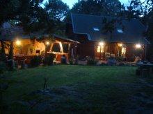 Casă de vacanță Pârâu-Cărbunări, Casa Liniștită