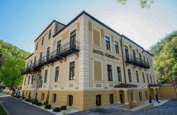 Hotel near Seven Springs Bath Băile Herculane, Versay Hotel