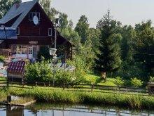Kulcsosház Tordai-hasadék, Păstrăv Kulcsosház