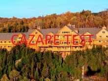 Pachet Cheile Turzii, Hotel Travel (cazare test)