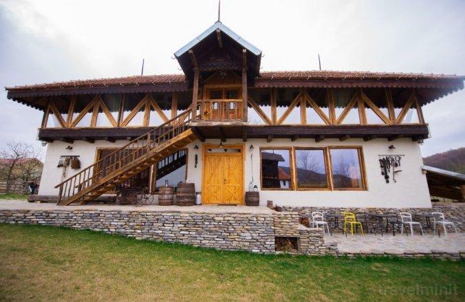 Satul Banului Vendégház Măgureni