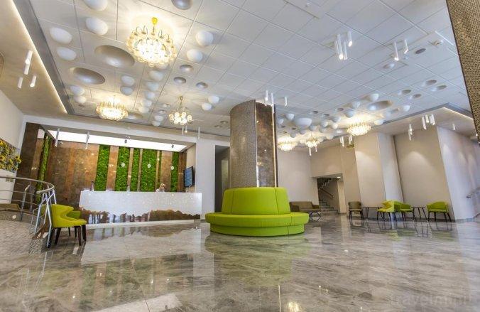 Olănești Hotel Cserépfürdő