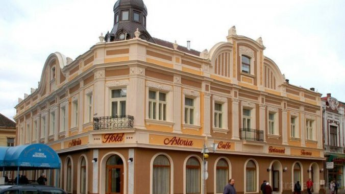 Hotel Astoria Satu Mare