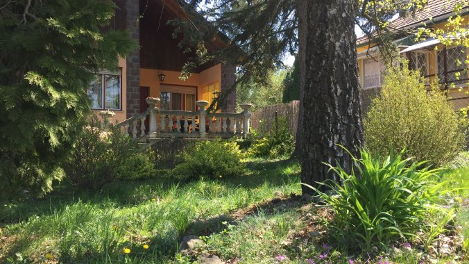 Casa de vacanță Óhuta Parád