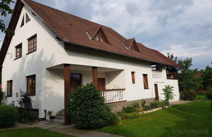 Casa de oaspeti Attila Sovata