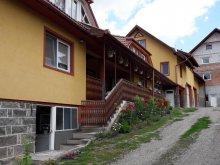 Casă de oaspeți Mihăileni (Șimonești), Casa Dániel