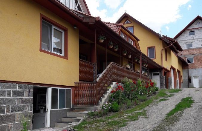 Dániel Guesthouse Lupeni