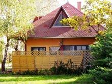 Casă de vacanță Csajág, Casa de vacanță Nap-Hal