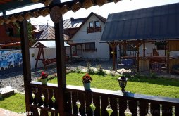 Casă de oaspeți Chiuza, Casa Toth din Țipțerai
